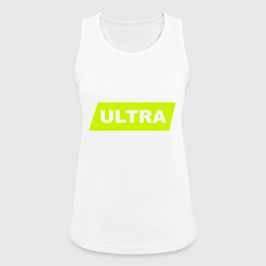 Ultra Green - Pustende singlet for kvinner