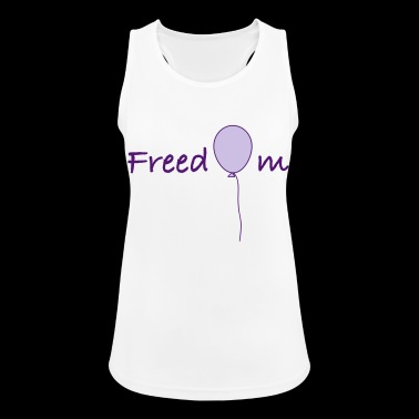 freedom - Women's Breathable Tank Top