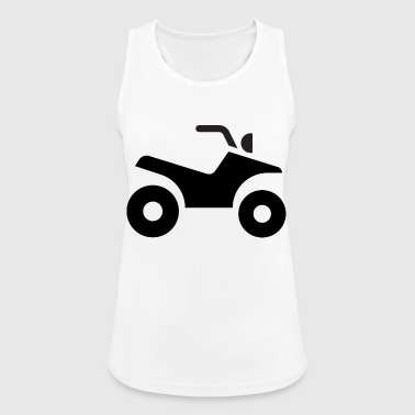 Vehicle quad - Women's Breathable Tank Top