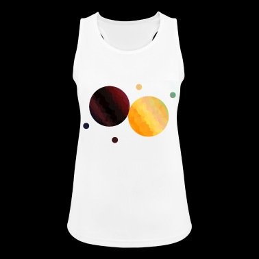 planet - Women's Breathable Tank Top