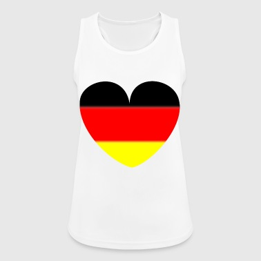 Germany - Germany - Women's Breathable Tank Top