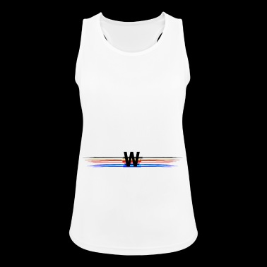 wings - Women's Breathable Tank Top