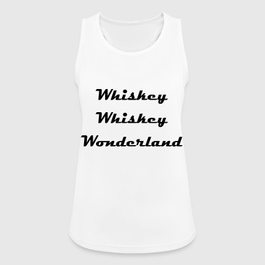 Whiskey - Frauen Tank Top atmungsaktiv