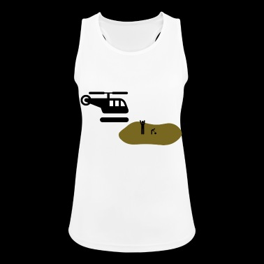 Helicopter parents helicopter helicopter parents - Women's Breathable Tank Top