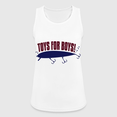 Toys For Boys - Women's Breathable Tank Top