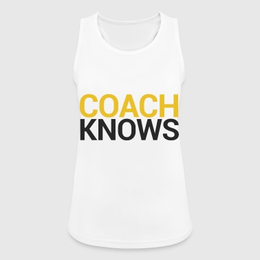Coach / Coach: Coach Knows - Women's Breathable Tank Top