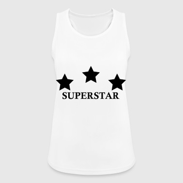 SUPERSTAR - Frauen Tank Top atmungsaktiv