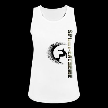 EXTREME SPORT - Women's Breathable Tank Top