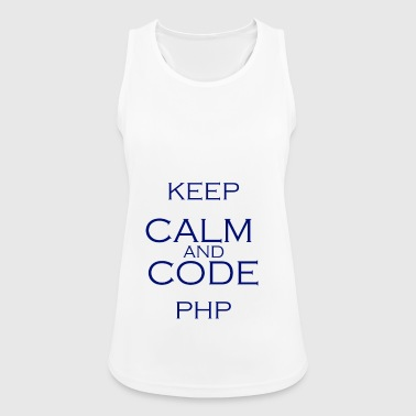Code php - Women's Breathable Tank Top