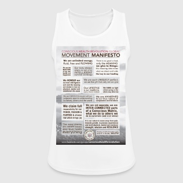 Movement Manifesto - Women's Breathable Tank Top
