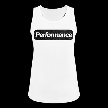 PERFORMANCE VINTAGE - Women's Breathable Tank Top