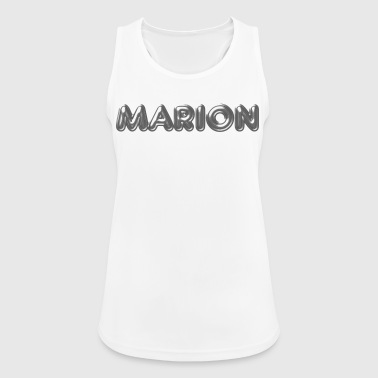 Marion name first name name day - Women's Breathable Tank Top