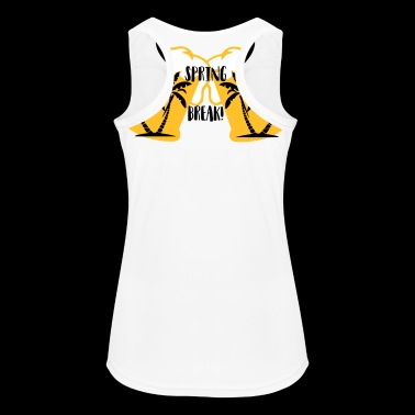 Spring break - Women's Breathable Tank Top
