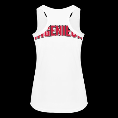 engineer - Women's Breathable Tank Top