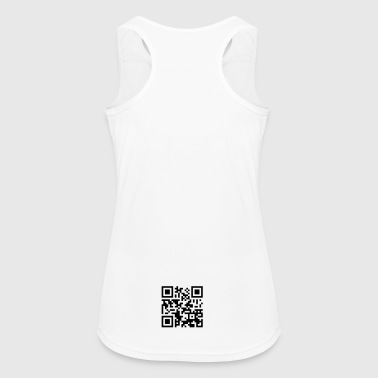 Offensive QR Code - Women's Breathable Tank Top