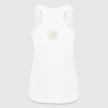 Lotus Om - Women's Breathable Tank Top