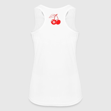 Swiss Spirit Collection - Frauen Tank Top atmungsaktiv