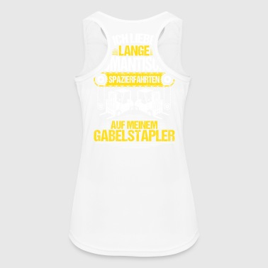 Forklift driver Forklift forklift driver - Women's Breathable Tank Top