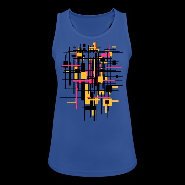 Building site - Women's Breathable Tank Top