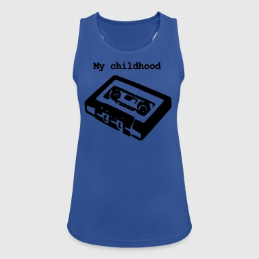 Childhood - Women's Breathable Tank Top
