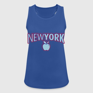 New York 2 - Women's Breathable Tank Top