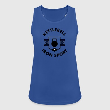 Kettlebell - Women's Breathable Tank Top