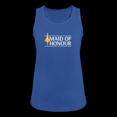 The Maid Of Honor - Women's Breathable Tank Top