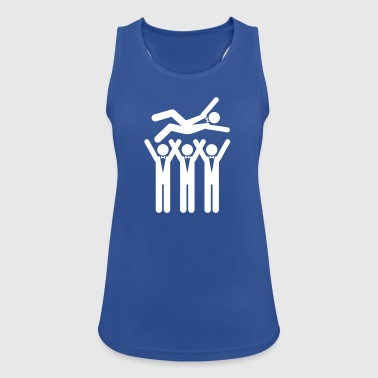 A Stag Party - Women's Breathable Tank Top