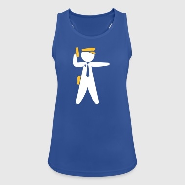 The Policeman - Women's Breathable Tank Top
