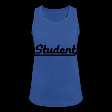 college student - Women's Breathable Tank Top