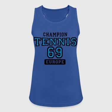 2541614 15794176 Tennis - Women's Breathable Tank Top