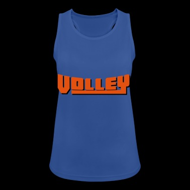 2541614 15081086 volley - Frauen Tank Top atmungsaktiv