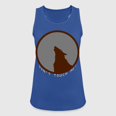 Wolf wolf - Women's Breathable Tank Top