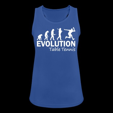 Tennis de table Evolution - Débardeur respirant Femme