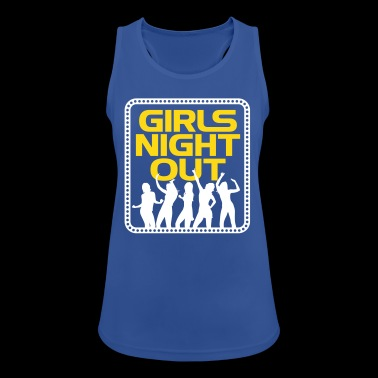 Girls Night Out! - Women's Breathable Tank Top
