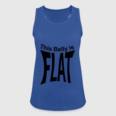 Flat belly - Women's Breathable Tank Top