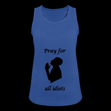 Pray for - Women's Breathable Tank Top