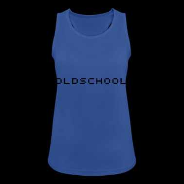 Old school - Women's Breathable Tank Top