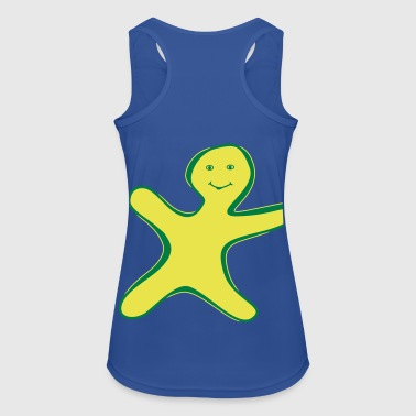 Fetty star mascot gift idea - Women's Breathable Tank Top