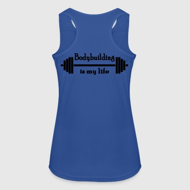 body building - Women's Breathable Tank Top