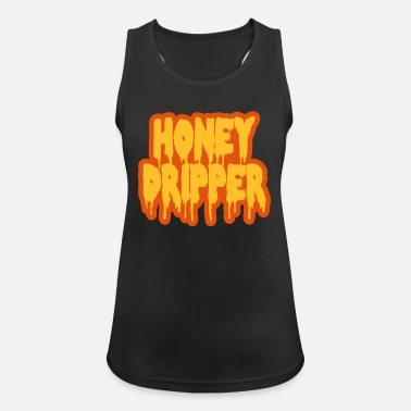 Blaxploitation Honey Dripper - Women's Sport Tank Top