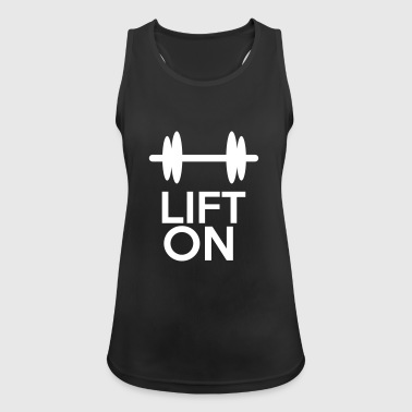 Lift On - Women's Breathable Tank Top