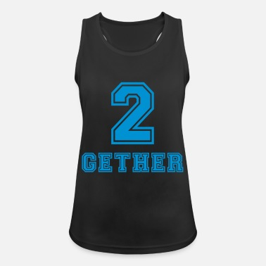 Together together - Women's Sport Tank Top