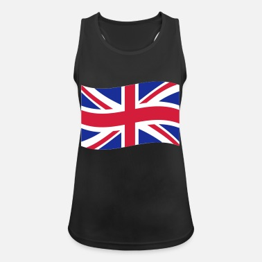 Uk UK - Sports tanktop dame