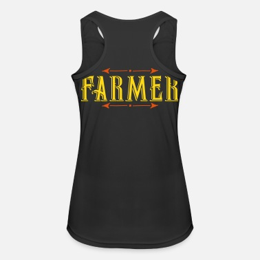 Farmer farmer - Women's Breathable Tank Top