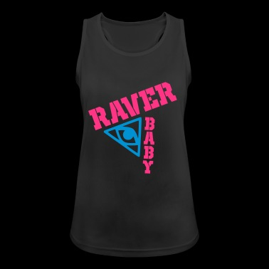 raver baby - Women's Breathable Tank Top