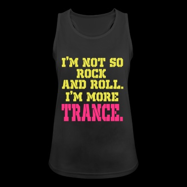 trance trance - Women's Breathable Tank Top