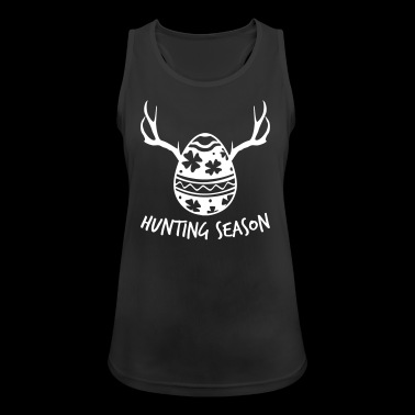 Maluch Easter Egg Hunt Hunting Season - Tank top damski oddychający