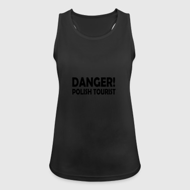 polish tourist - Women's Breathable Tank Top