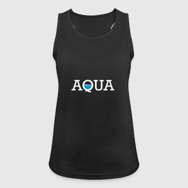 Water - Women's Breathable Tank Top